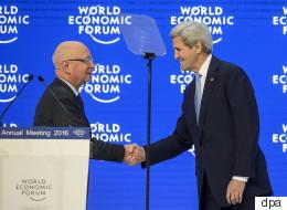 1500 Wirtschaftsführer wollen die Welt retten