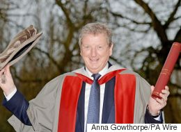 'Inspirational Leader' Roy Hodgson Receives Honorary Degree