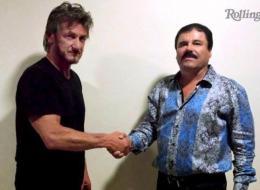 Sean Penn y los periodistas 'de verdad'