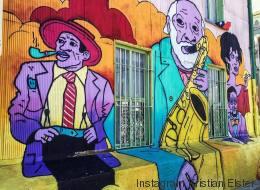 17 villes à visiter pour les amateurs de street art