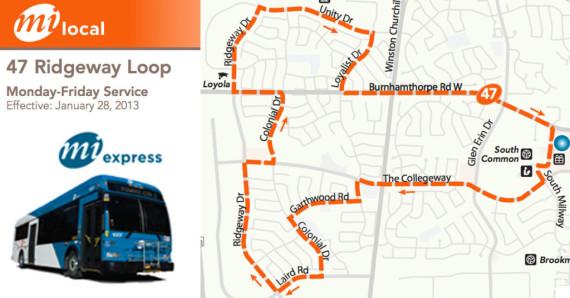 penis bus route