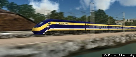 CALIFORNIA HIGH SPEED RAIL