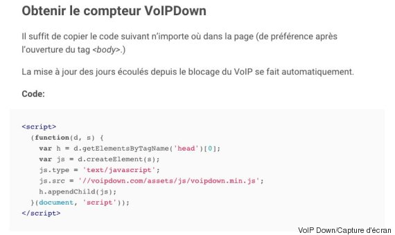 voip down