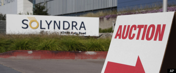 SOLYNDRA ASSET AUCTION BANKRUPTCY