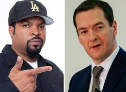 Ice Cube Calls Unlikely N.W.A Fan George Osborne His 'Homie'