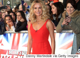 Amanda Holden Has A Change Of Heart Over 'BGT' Future