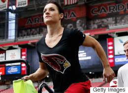 A (Very) Brief History Of Women Working In Men's Professional Sports