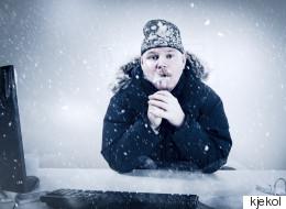 Comment réchauffer l'atmosphère au bureau