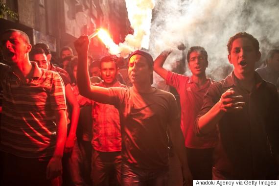 egypt protest 2015