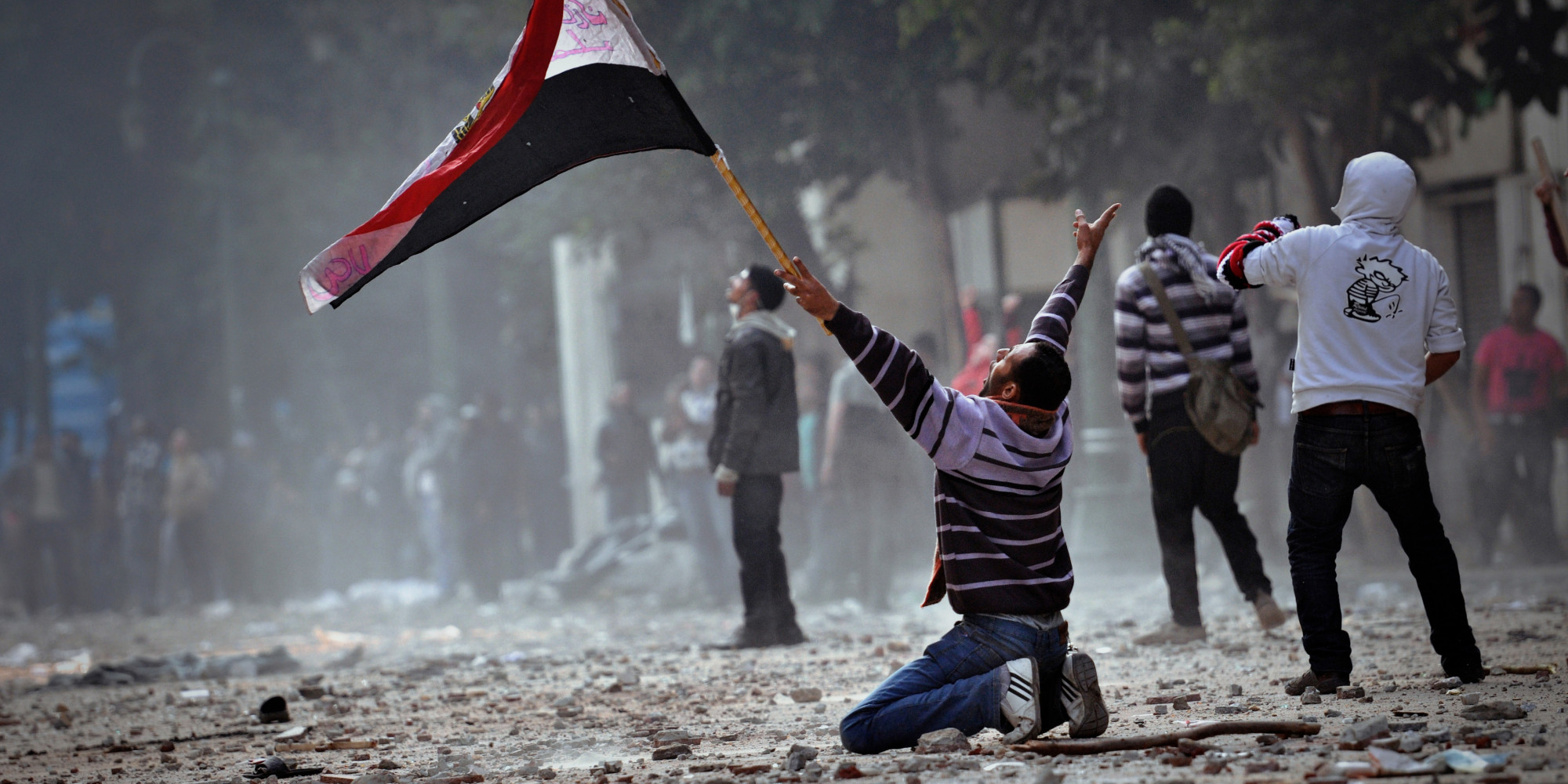 Egypt's Facebook Revolution: Wael Ghonim Thanks The Social Network
