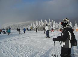 L'hiver semble enfin installé au Québec
