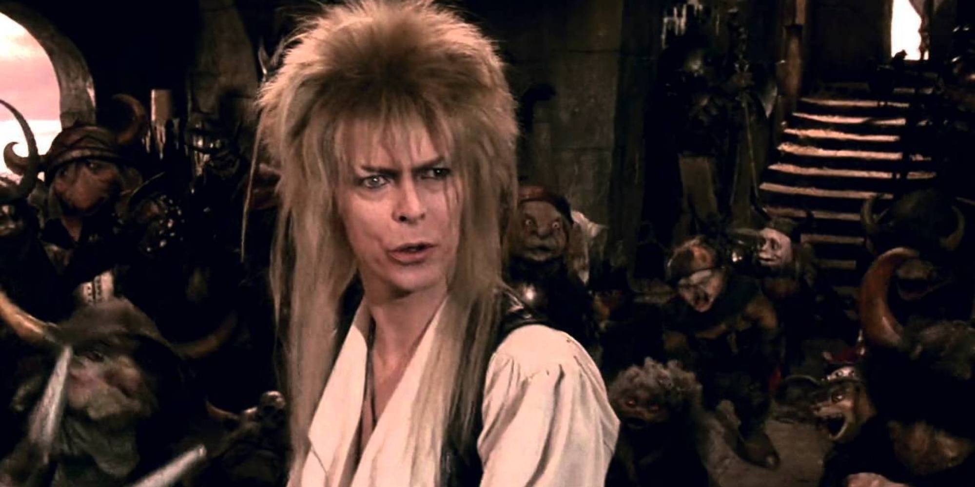 'Labyrinth': David Bowie's Classic Film 'To Receive Sequel ... Labyrinth David Bowie