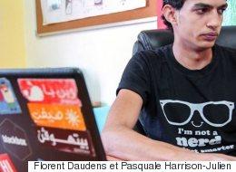 Les geeks sont partout, même à Gaza