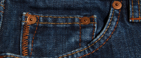 JEANS SMALL POCKET