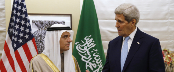 JOHN KERRY AND ALJUBEIR