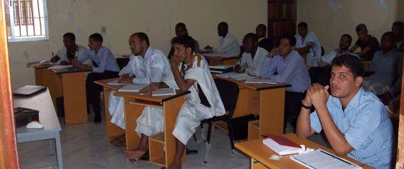 MAURITANIAN SCHOOL