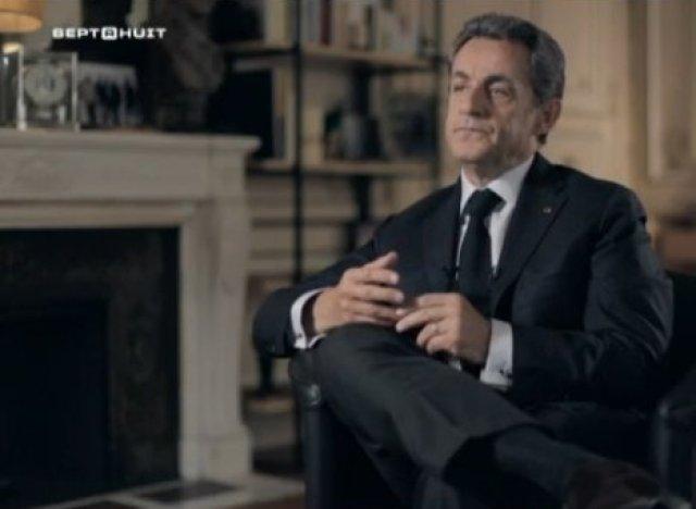 Sarkozy reconnaît se