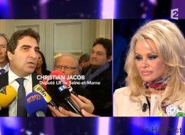 Léa Salamé est-elle plus sexiste que les politiques envers Pamela Anderson?