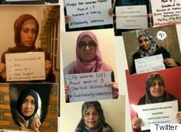 Muslim Women Are Showing David Cameron How #TraditionallySubmissive They Are
