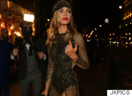 The Great Gats-Abbey! Clancy Wows At 30th Birthday Bash