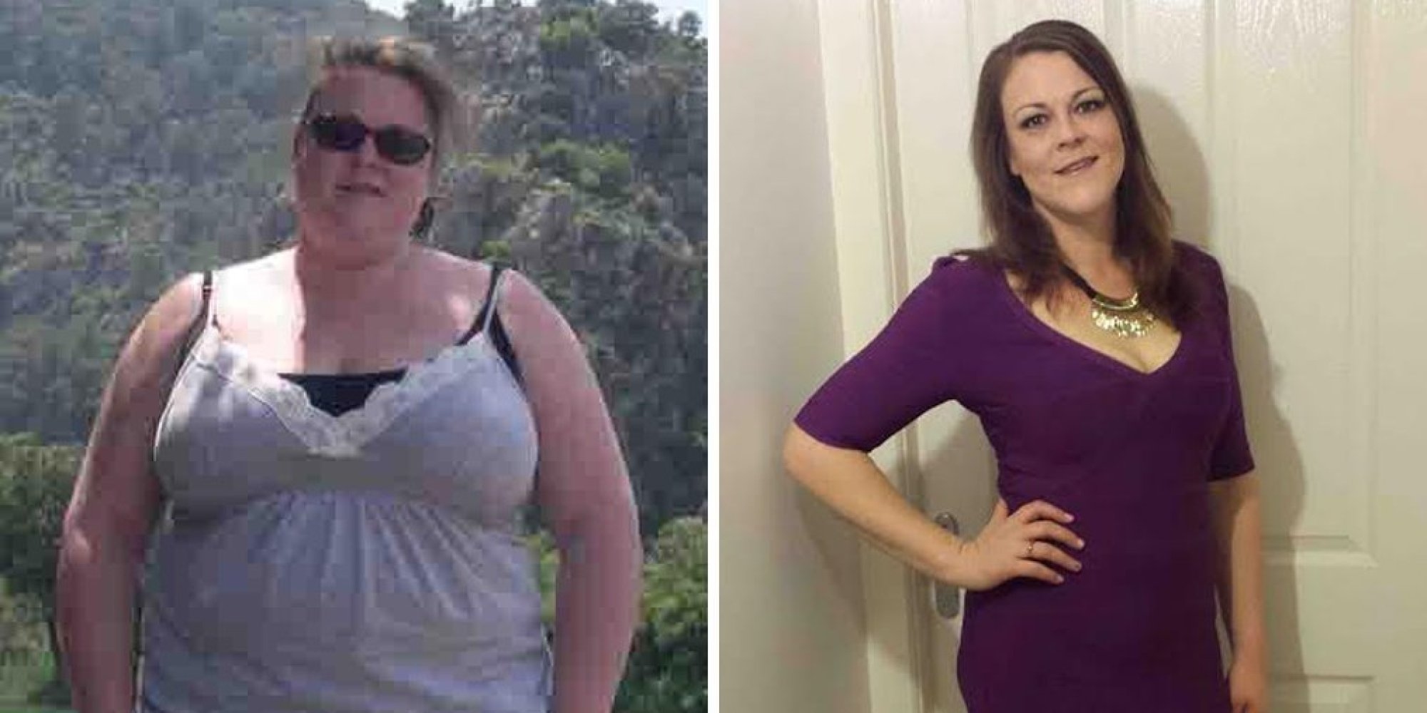 Woman Loses Six Stone In Six Months After Ditching 1000 ...