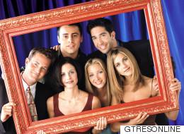 La primera foto del reencuentro de 'Friends'