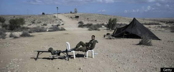 ISRAEL MISSILE