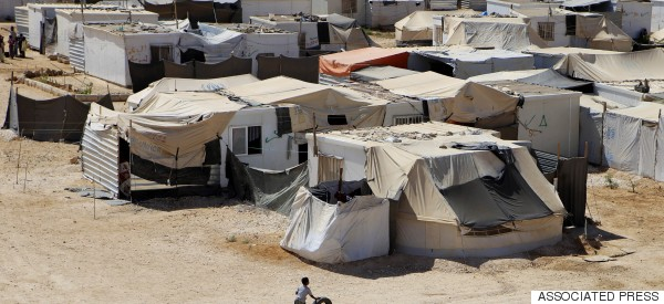 The Life of Syrian Refugees Who Escape Civil War for Life in Zaatari Refugee Camp