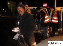 لمواجهة الشتاء البارد: حساء ساخن وبطانيات للمشردين في الجزائر