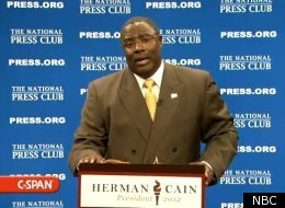 WATCH: Cain Thinks Harassment Is 'LMFAO'?