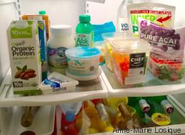 Dans le frigo d'Anne-Marie Losique