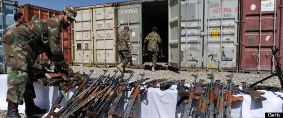 AFGHANISTAN PRIVATE SECURITY FIRMS