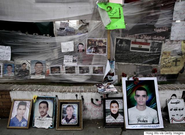egypt revolution tahrir 2011
