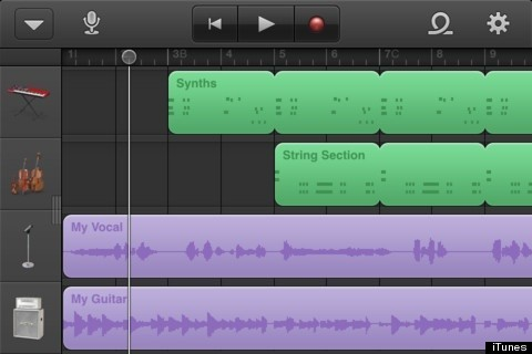 GarageBand App Download Now Available For iPhone And iPod