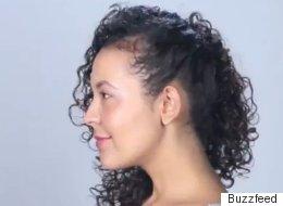 10 coiffures pour les cheveux bouclés à tenter maintenant (VIDÉO)