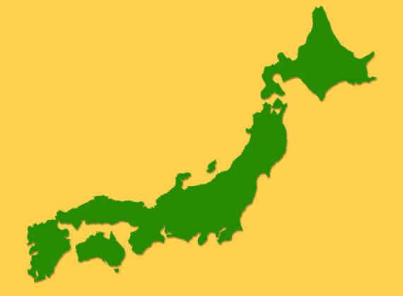 fuji map