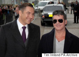 'BGT': Simon Leaves David Speechless With Divorce Jibe