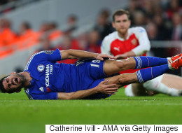 Ex-Arsenal Chairman Labels Diego Costa A 'Serial Cheat'