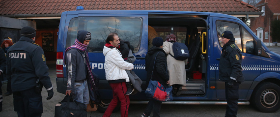 REFUGEES IN DENMARK