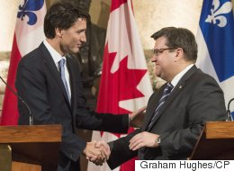 Coderre Signals Energy East Position Could Change