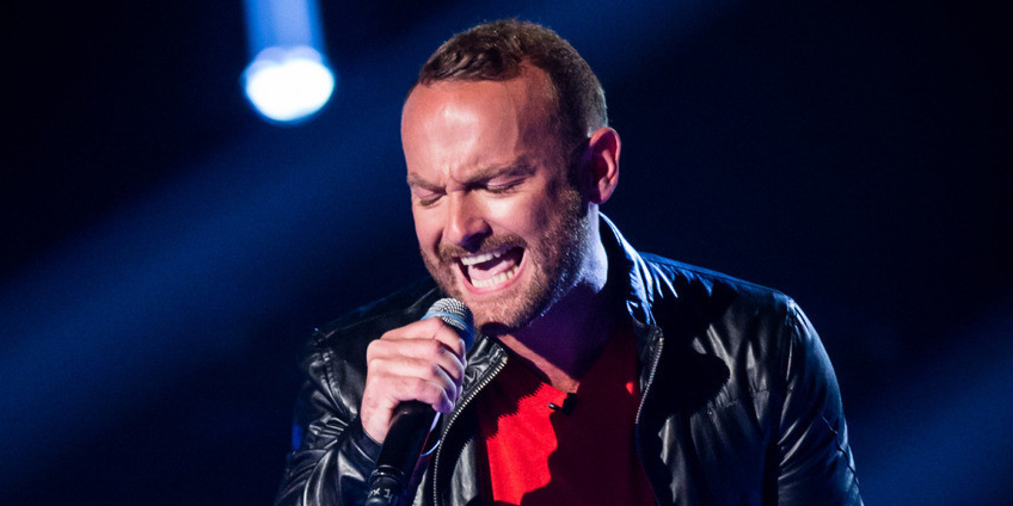 The Voice' UK: Former Liberty X Singer Kevin Simm Auditions For The ...