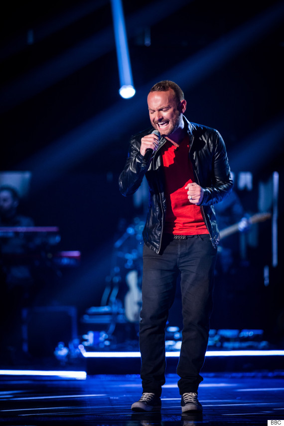 kevin the voice liberty x