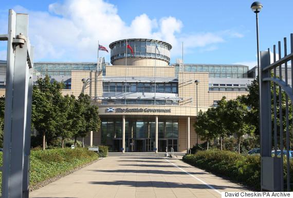 scottish government building