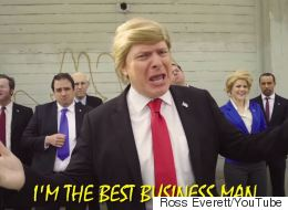Yes, This Is A Political-Themed Parody Of 'Straight Outta Compton'