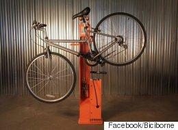 La minute positive: Biciborne, une initiative québécoise pour les cyclistes (VIDÉO)