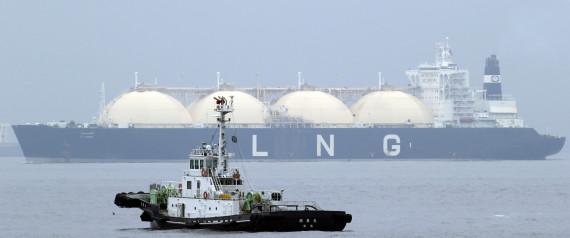 LIQUEFIED NATURAL GAS TOKYO