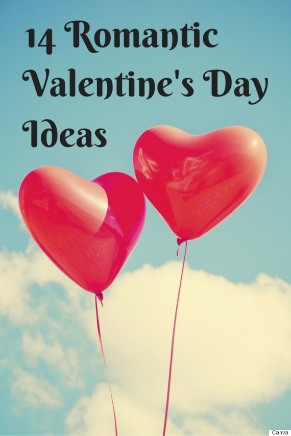 Romantic Valentine's Day Ideas For Your Girlfriend Or Wife