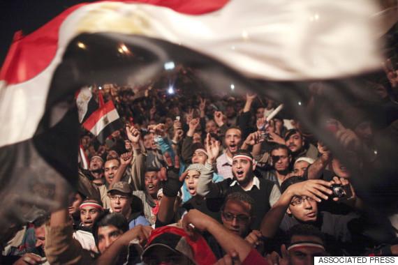 egypt arab spring 2011