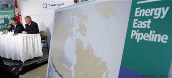 Évaluation canadienne d'Énergie Est: chronique d'un échec annoncé