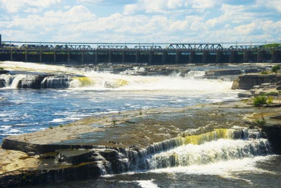 chaudiere falls